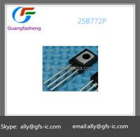 2SB772P B772P 2SB772 Audio power amplifier transistor TO-126