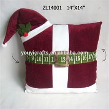 objetivo de navidad almohadas decorativas