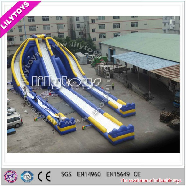 Inflatable Water Slide Safety Rules: Giant Inflatable Water Slide For Adult,Lilytoys Hippo