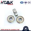 Free sample 608zz bearing in skateboard & wheel shoes