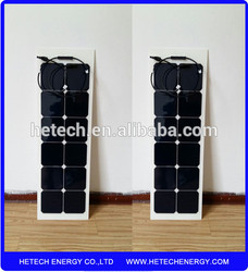 import monocrystalline flexible pv panel with best price from china wholesale
