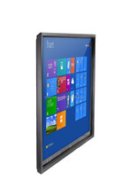 65inch wall mount touch sceen large size lcd monitor for teaching interactive
