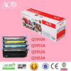 School supplies high quality color toner cartridge Q5952A for HP 4700