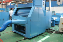 fiber balling forming and pillow stuffing machine