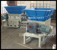 Industrial Plastic Shredder/Single Shaft Shredder/Double Shaft Shredder machine