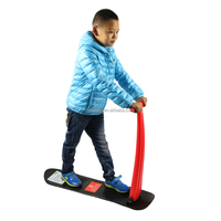 2015 winter toys kids snow glider kick scooter