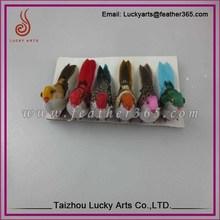 Decorative Feather birds Crafts