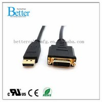 Special classical dvi to usb cable for sale