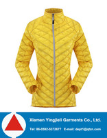 Women's Thickened Canada Light Weight Down Parka Fashion Lady Clothing 2015 In North Canada