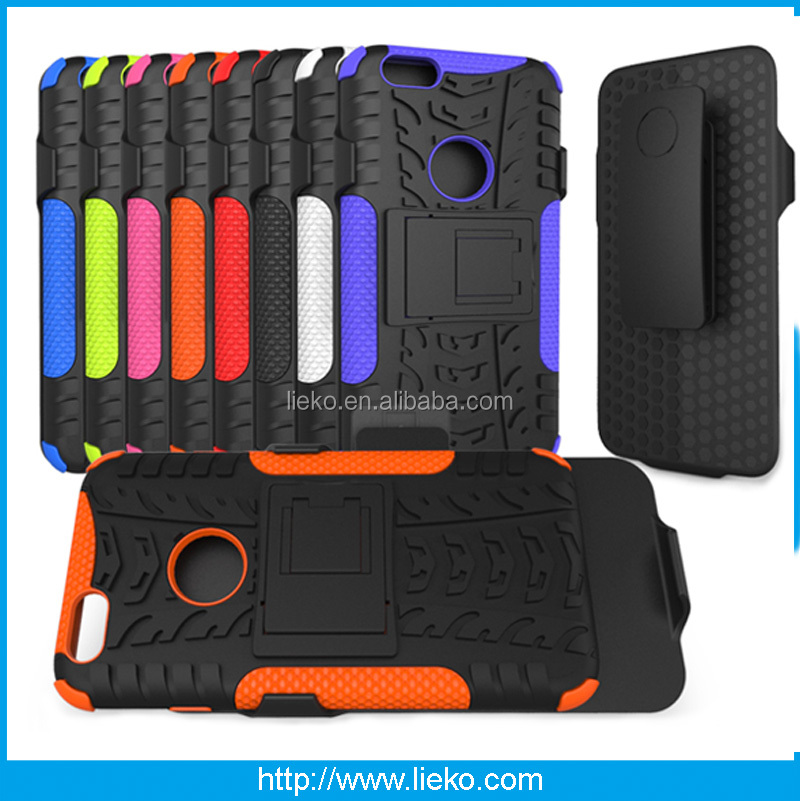 Combo case PC+TPU for iP6