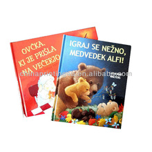 Customized Hardcover Child Book Printing