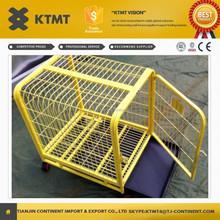 China wholesale dog travel cage / dog transport cage / dog cage with wheels