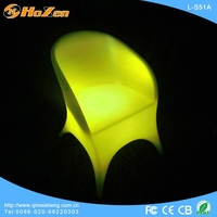 Supply all kinds of LED chair recliner bed,finger furniture LED chair