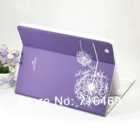 New smart cover for IPad3 and iPad2 leather case, Custom design are available
