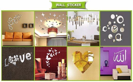Pour Flexible Adh Sif Toile Sticker Feuille D Cor Diy