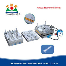 Semi Hot Runner Syringe Mould