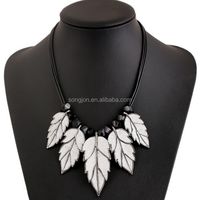 China import necklace jewelry different types of necklace chains jewelry