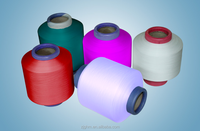 spandex twist covered yarn, polyester nylon 6 yarn, single covered yarn