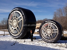 Custom Inflatable Product Replica for BFGoodrich Tires
