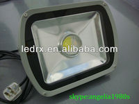 high lumen led hall light 50W led flood light 200W halogen high pressure sodium light replacement CE ROHS UL IES file