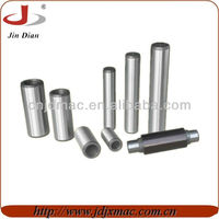white excavator bucket pins and bushings in 40 cr