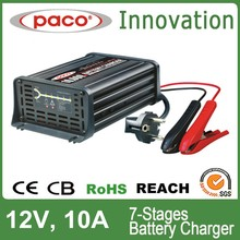 MBC1210 Portable 7 Stage Auto Car Battery Charger