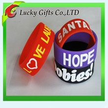 Hot Selling Custom Personalized 1 Inch Rubber Band