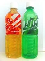 fresh aloe vera pulp drink