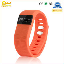 2015 new fashion health assistant IP67 waterproof 180 days standby E02 bluetooth bracelet, smart bracelet watch