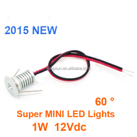Smart Led Lamp 1-4W Remote Control Lighting 100Lm/w led projects CE RoHS 5 Years Warranty