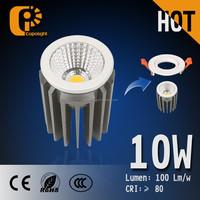 2015 new design hot sale AC100-240V 24/60/15degree cob 5W 10W 15W module led spotlight residential spot lighting