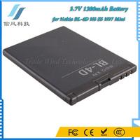 3.7V 1200mAh Mobile Phone Battery BL-4D for Nokia N8 Battery E5 N97 Mini Battery