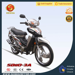 Best Seller 110CC 4 Stroke Hot Sell Cub Motorcycle SD110-3A