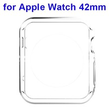 Newest Ultrathin Soft TPU Protective Case for Apple Watch Case 42mm