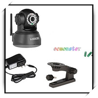 JW0008 Wireless P2p Wide Angle Surveillance Cctv Ip Network Camera With 10 IR LEDs