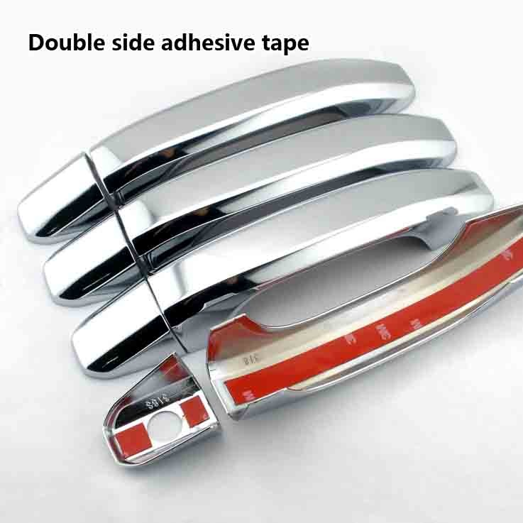 Wholesale Car Accessories Chrome Exterior Car Door Handle Cover For