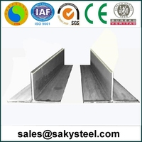 T Section stainless steel bar rod shaft price size Manufacturer!!!