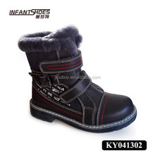 2015 genuine fur children's shoeswholesale/high heel shoes for children