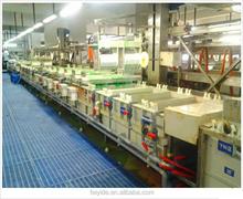 Barrel Plating Equipment Electroplating Line Copper Zinc Plating Machine