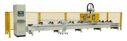 High Speed 3 Axis CNC Aluminum Profile vertical Machining Center for Aluminium Frame Window Door and Curtain