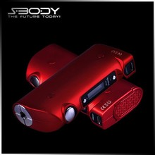 S-body mini torch mod authorize evolv DNA 40 chip not DNA clone