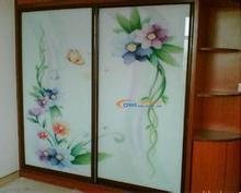 glass art/philippines glass window/stained glass window