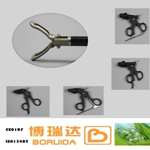 S Hangzhou tonglu ratchet clinch standard grasper electric endoscopic surgical forcep instrument