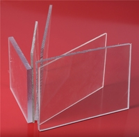 polycarbonate solid transparent roofing sheet construction material plastic sheet