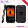 China Best 5 Inch 4G FDD Rugged Waterproof Cell Phone Mann Zug 5s