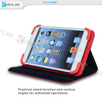 """wholesale 7"""" inch universal tablet leather case"""