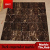 China brown dark emperador marble for indoor design