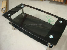 furniture modern coffee tables with glass
