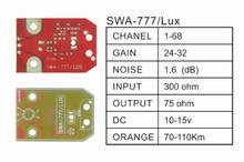 High Gain Low Noise Circuit Board