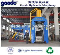 high profit hydraulic baler&shear machine in good condition